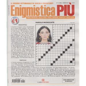 Enigmistica Piu' - n. 18  - settimanale -4 maggio  2021