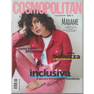 Cosmopolitan - n. 7 - giugno - luglio  2021 - mensile