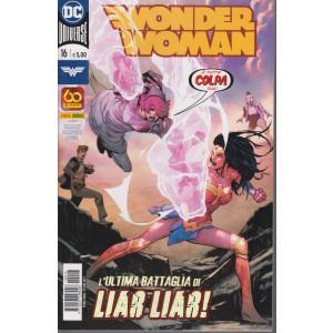 Wonder Woman -n. 16      -  mensile - 29 luglio 2021