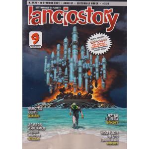 Lanciostory - n. 2427 - 11 ottobre 2021 - settimanale di fumetti