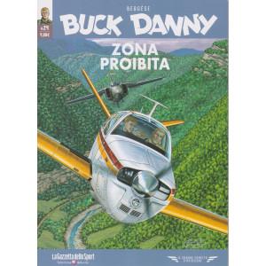 Buck Danny -Zona proibita- n. 24 - settimanale