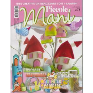 Piccole Mani -  - n. 65 -marzo 2021 - bimestrale