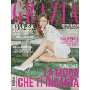 Grazia* - n. 11 - settimanale - 25/2/2021
