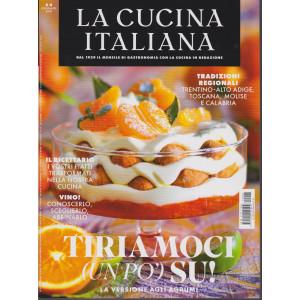 La cucina italiana - n. 1 - gennaio 2021 - mensile