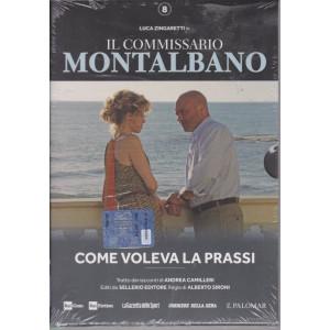 Luca Zingaretti in Il commissario Montalbano - Come voleva la prassi - n. 8 - 15 giugno 2021 - settimanale