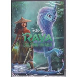 I Dvd di Sorrisi3 - n.3- Rava e l'ultimo drago -  giugno 2021 - settimanale