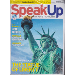 Speak Up - n. 429 - dicembre 2020 - mensile - rivista + cd audio