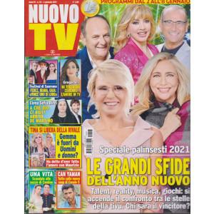Nuovo Tv - n. 53 - 4 gennaio 2021 - settimanale