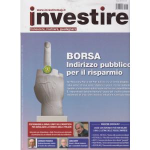 Investire - n. 27 - giugno  2021 - mensile