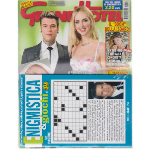 Grand Hotel   - n. 14  - settimanale - 2 aprile   2021 -+ Enigmistica & giochi di Telesette - 2 riviste
