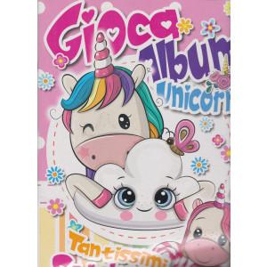 Gioca Album Unicorni - n.3 - periodico bimestrale - marzo - aprile 2021