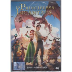 I Dvd di Sorrisi Collection 2 n. 9- La principessa incantata - 21 aprile 2021 -  settimanale