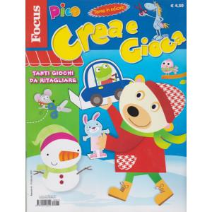 Focus Pico Extra - Crea e Gioca - 15 gennaio 2021 - mensile - n.1
