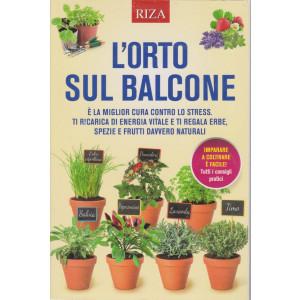 Riza extra - L'orto sul balcone - n. 18 -gennaio - febbraio 2021