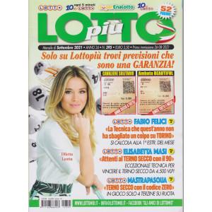 Lotto Piu' - n. 395- mensile -settembre  2021 - 52 pagine