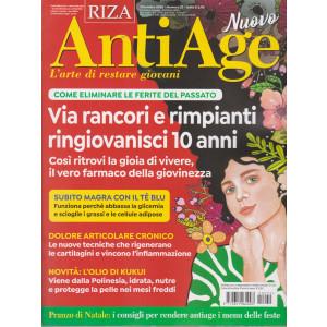 Riza Antiage - n. 32 - dicembre 2020 - mensile