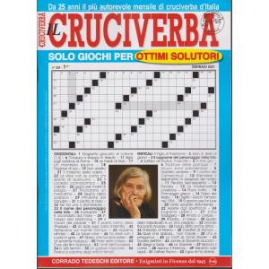 Il Cruciverba - n. 324 - gennaio 2021 - mensile