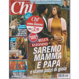 Chi+Donna Moderna - n. 7  - 10 febbraio 2021- settimanale - 2 riviste