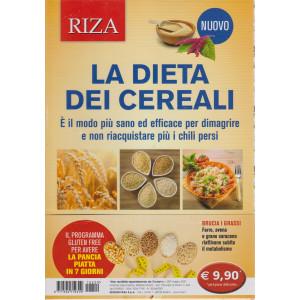 Dimagrire - La dieta dei cereali- n. 229 - maggio 2021