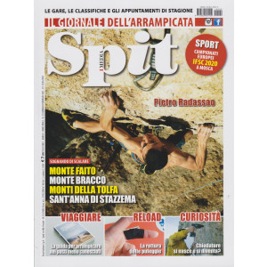 Spit - n. 22 - bimestrale - gennaio - febbraio 2021