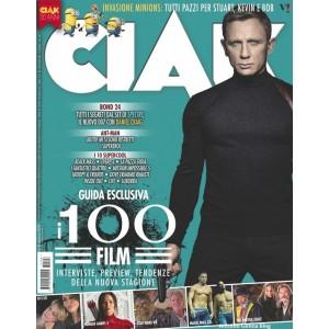 CIAK mensile n.8 Agosto 2015 guida esclusiva 100 film