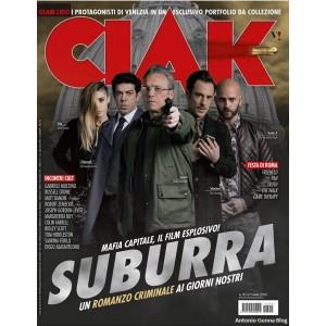 CIAK mensile n.10 Ottobre 2015 Suburra - un romanzo criminale ai giorni nostri