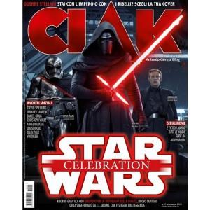 "CIAK mensile n.11 Novembre 2015 ""Star Wars Celebration"""