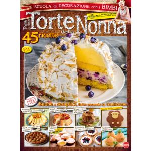 Torte della Nonna - n. 65 - bimestrale - agosto - settembre 2020 -