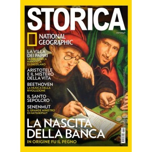 Storica - National Geographic - n. 122 - mensile - aprile 2019