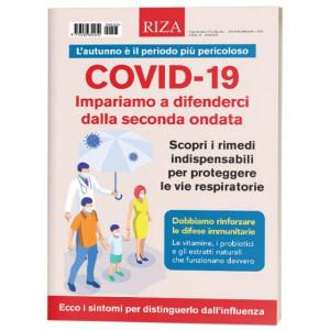 Suppl.Riza Speciale - Covid - 19 - Impariamo a difenderci dalla seconda ondata - n. 20 - ottobre - novembre 2020 -