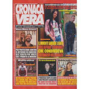 N.Cronaca Vera - n. 2535- 30 marzo  2021- settimanale di fatti  e attualità