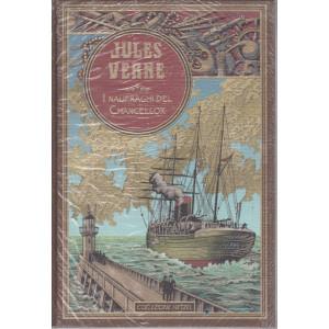 Jules Verne -I naufraghi del Chancellor  -9/7/2021 - settimanale - copertina rigida