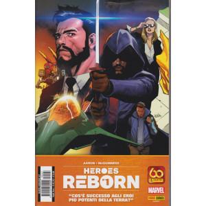 Marvel miniserie -Heroes Reborn  -  n. 247 -mensile  - 8 luglio  2021