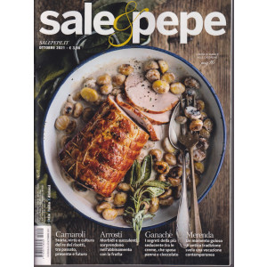 Sale & Pepe -ottobre 2021 - mensile