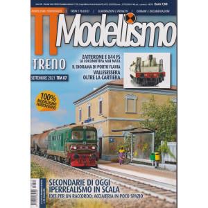 Tutto Treno   -Modellismo -  n. 211 - mensile -settembre 2021
