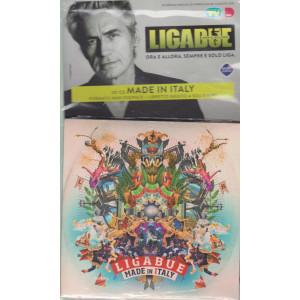 Cd Sorrisi Collezione 2 - n. 33- Ligabue  -20° cd -Made in Italy- settembre 2021  - settimanale - formato maxi digipack +  -  libretto inedito