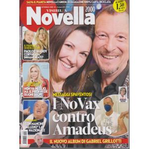 Novella 2000 - n. 26 - settimanale -16 giugno  2021