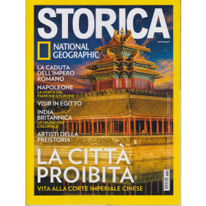 Storica - National Geographic  -  n. 150 -agosto  2021 - mensile