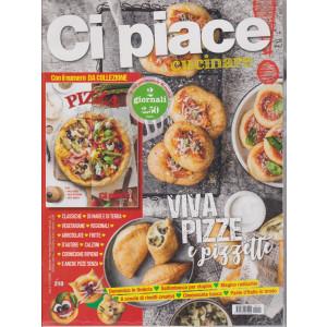 Ci Piace Cucinare ! - + Pizza & Co.-    n. 210 - settimanale - 16/2/2021 - 2 riviste