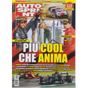 Autosprint - n. 29 - settimanale - 20/26  luglio 2021