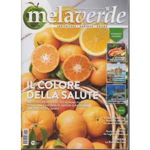 Mela Verde Magazine - n. 35 - mensile -  gennaio 2021