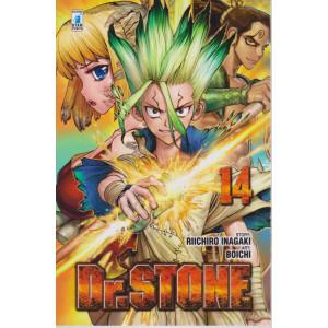 Dragon -n. 270 -  Dr. Stone n. 14   - mensile - febbraio  2021 - edizione italiana