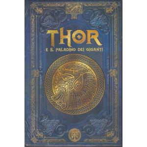 Mitologia Nordica- Thor e il paladino dei giganti- n. 12 - settimanale - 18/12/2020 - copertina rigida