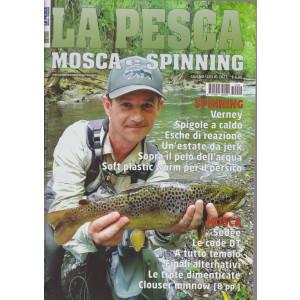La Pesca -  Mosca e Spinning - n. 24 - giugno - luglio 2021