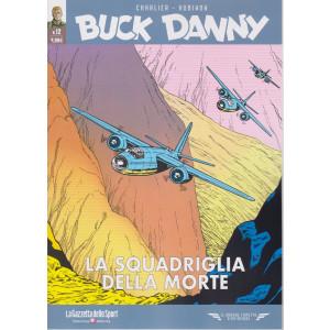 Buck Danny -La squadriglia della morte-  n. 12 - settimanale