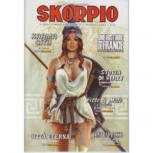 Skorpio - n. 2306 - 13 maggio 2021 - settimanale di fumetti