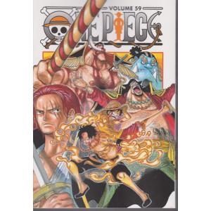One Piece - n. 59 - settimanale -
