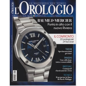 L'orologio - n. 295 - maggio  2021 - mensile