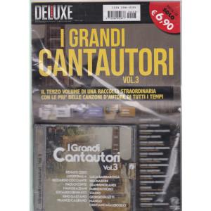 Saifam Music Deluxe I grandi cantautori - vol. 3 - rivista + cd -