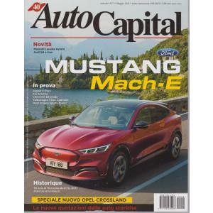 Auto Capital - n. 5 - mensile -maggio 2021